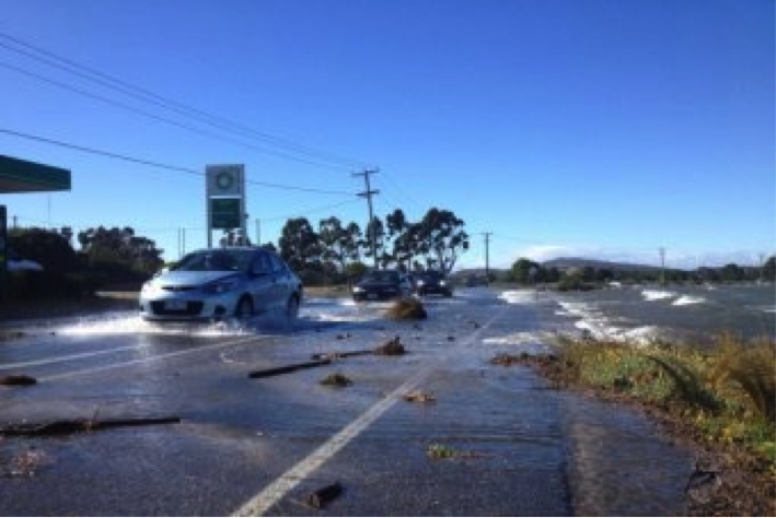 King Tides hit Australia's East Coast January 2nd